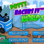 Potty Racers 4 Hacked