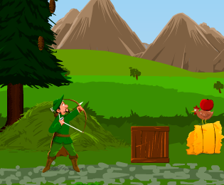 Green Archer Hacked