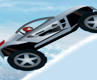Ice Racer Hacked