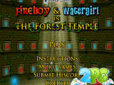 Fireboy And Watergirl 1: In The Forest Temple Hacked