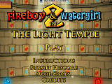 Fireboy And Watergirl 2: In The Light Temple Hacked