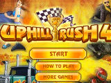 Uphill Rush 4 Hacked