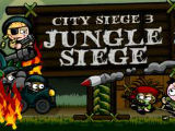 City Siege 3: Jungle Siege Hacked