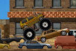 Monster Truck Demolisher Hacked