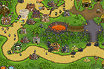 Kingdom Rush 4 hacked